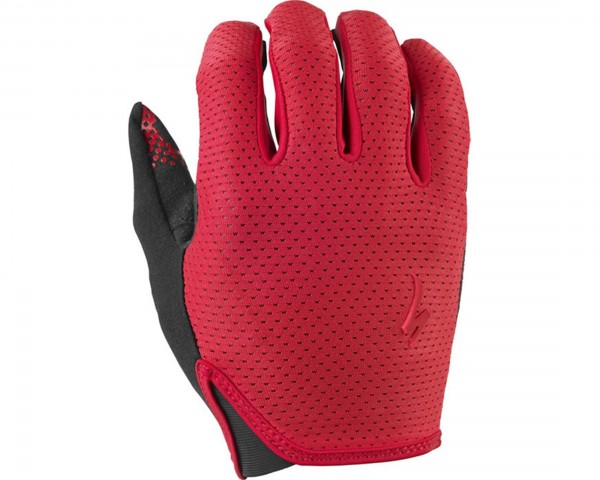 Specialized Body Geometry Grail Langfinger Handschuhe | Red