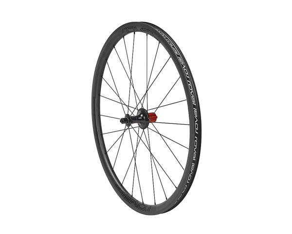 Specialized Roval CLX 32 - Carbon Rear 28 Inch   satin carbon-gloss black