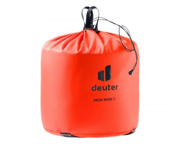 Deuter Pack Sack 5   papaya