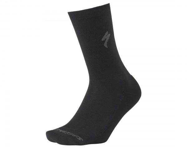 Specialized Primaloft Lightweight Tall Socks | black
