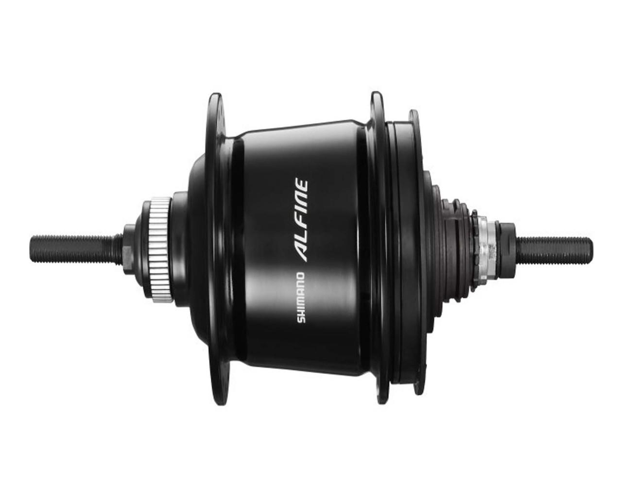 Shimano Gear hub ALFINE 8-speed S7000-8 for disc brake | black
