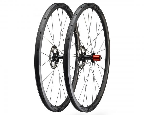 Specialized CLX 32 Disc 650b 27.5 Wheel Set | satin carbon-gloss black