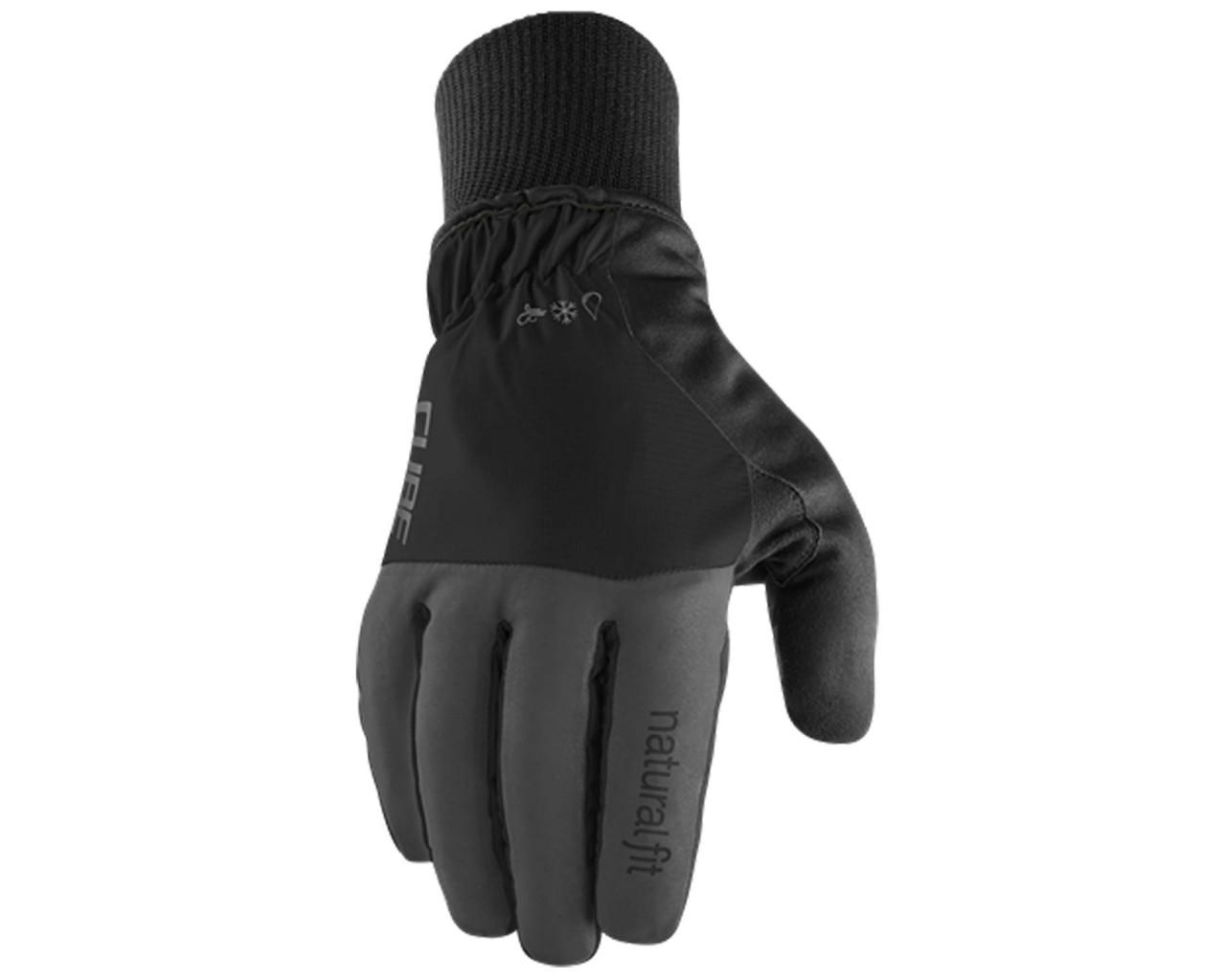 Cube Handschuhe Winter X NF langfinger | black