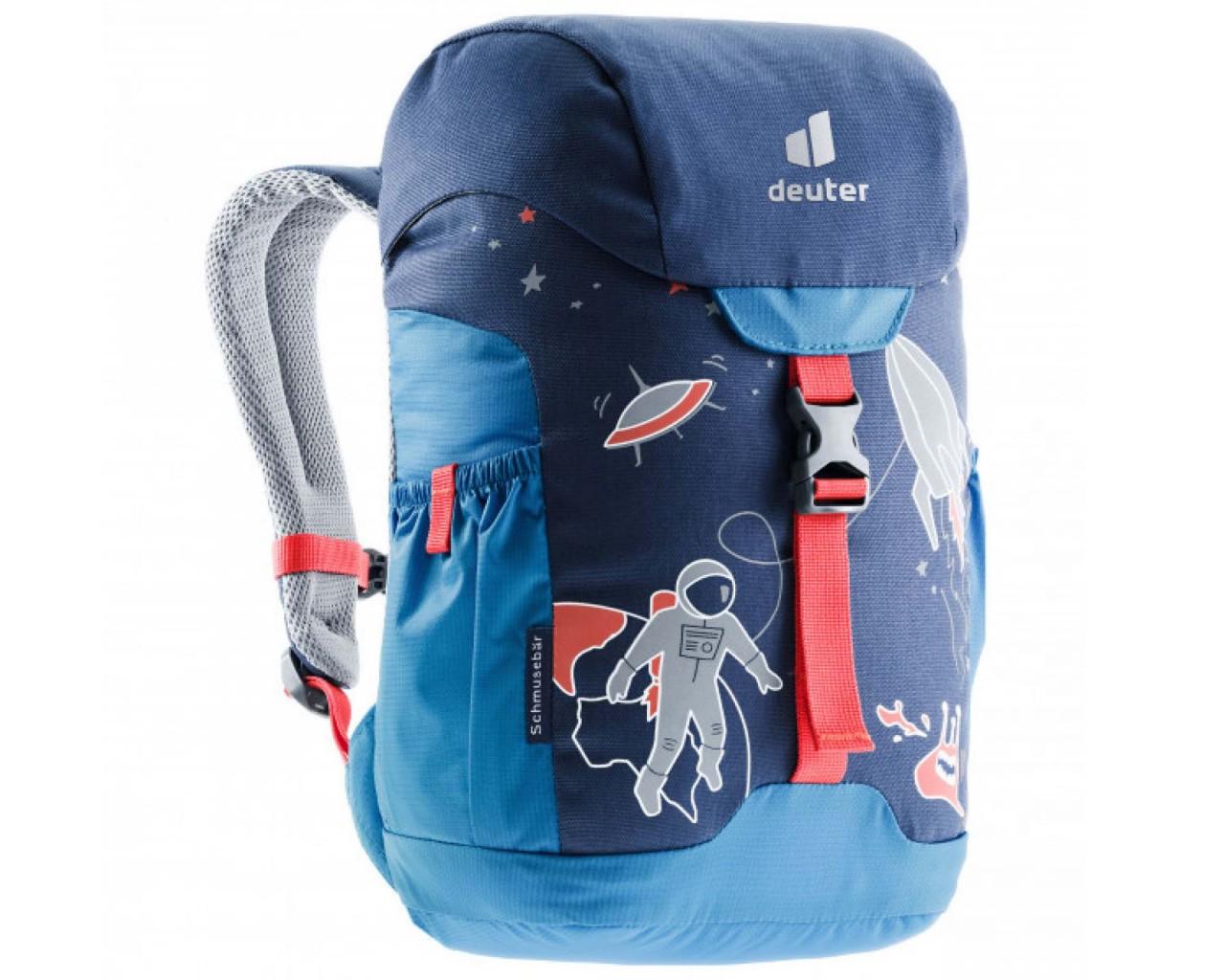 Deuter Schmusebär 8 litres Kids backpack PFC-free | midnight-coolblue