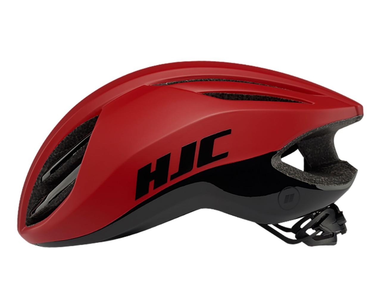 HJC Atara Rennrad Helm | matt-gloss red