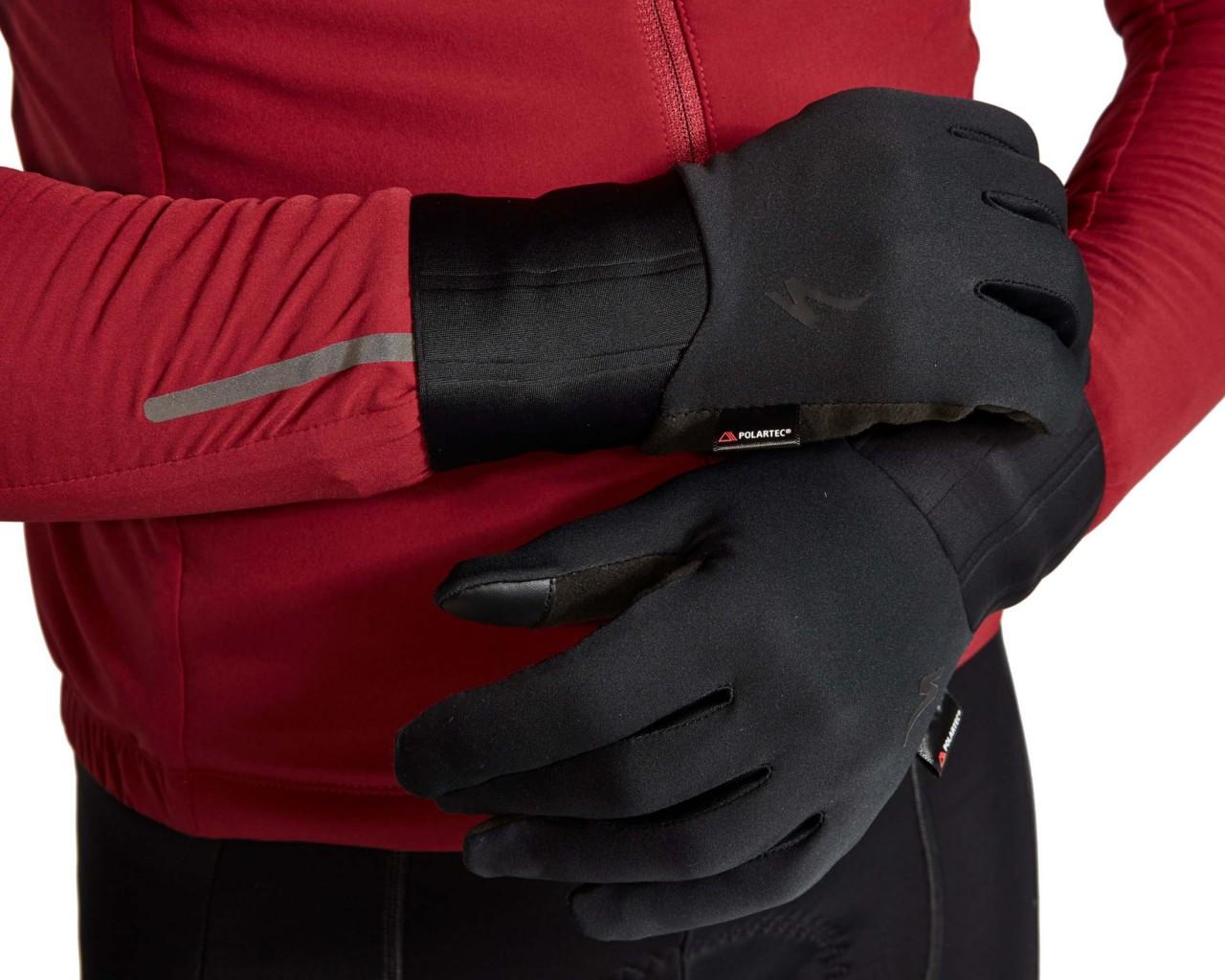 Specialized Prime-Series Neoshell Thermal Damen Handschuhe langfinger   black