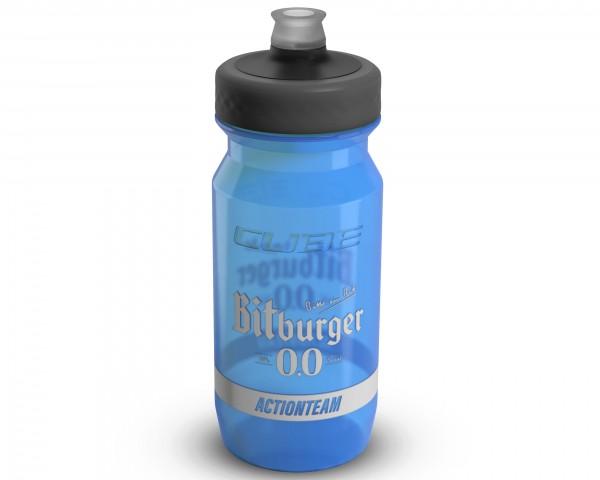 Cube Bottle Grip 0.5 l X Actionteam | blue n white
