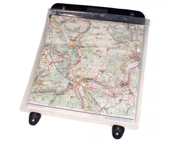 Ortlieb map bag for Ultimate 2-5 Lenkertasche | transparent