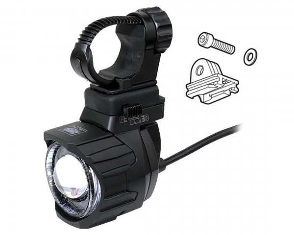 Cateye E-Bike Frontlight G E100 - Dual System
