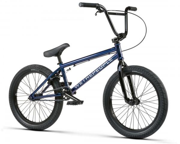 Wethepeople CRS 20 inch - BMX Bike 2021   galactic purple