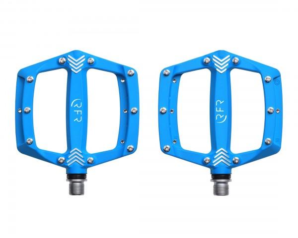 Cube RFR Pedale Flat SL (Paar) | blue