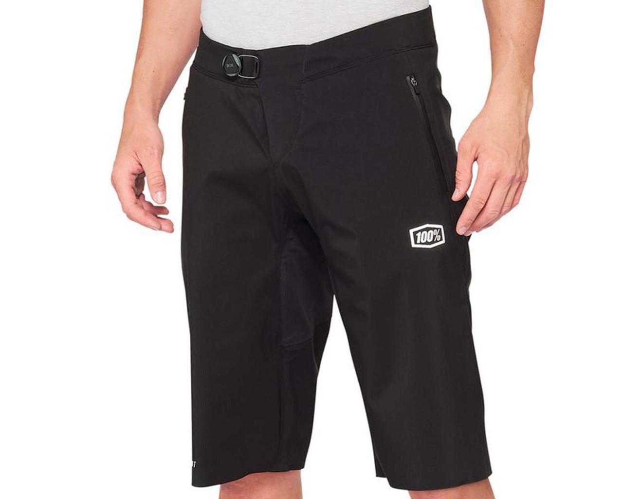 100% Hydrormatic Shorts | black