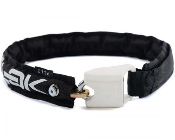 Hiplok Lite - tragbares 6mm Kettenschloss | black-white