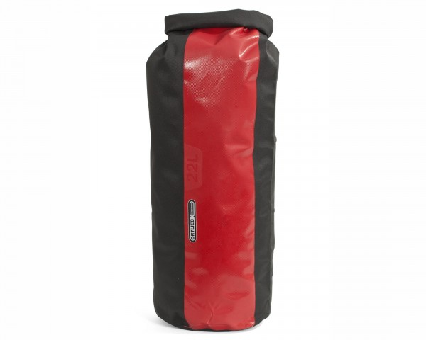 Ortlieb dry bag PS490 - 22 liter | red-black