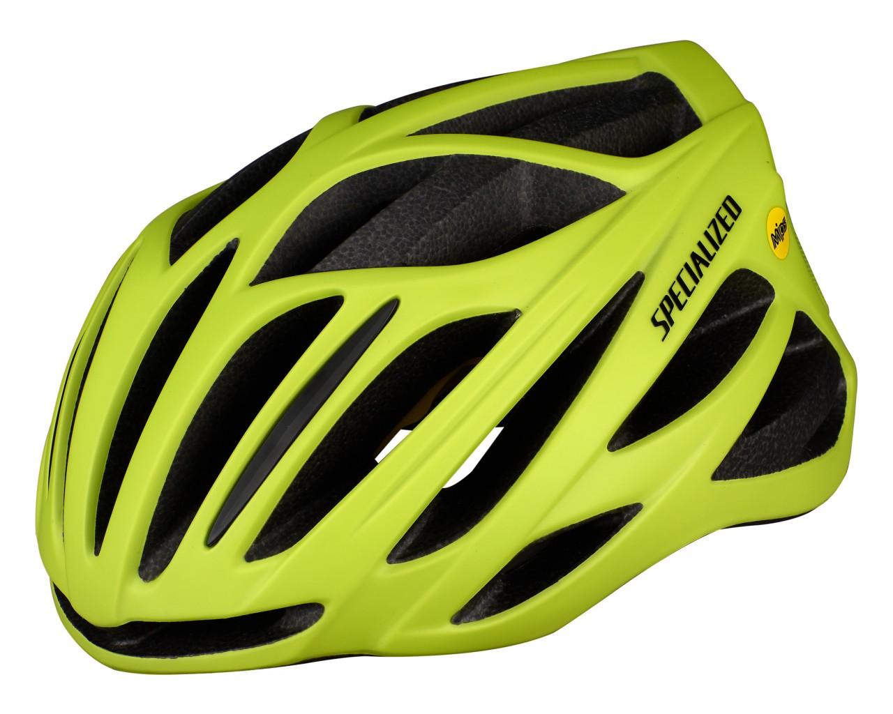 Specialized Echelon II MIPS Rennrad Fahrradhelm | hyper green