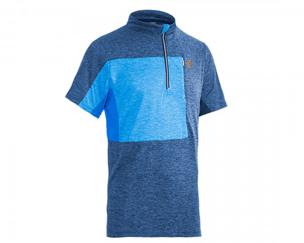 Cube Tour Jersey Free short | blue