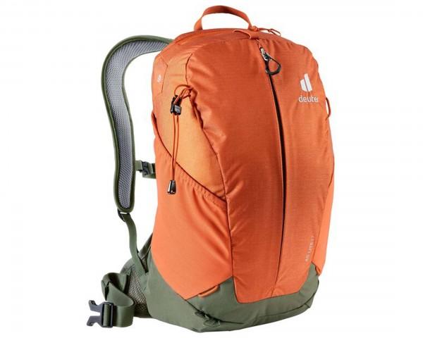 Deuter AC Lite 17 litres Trekking backpack | paprika-khaki