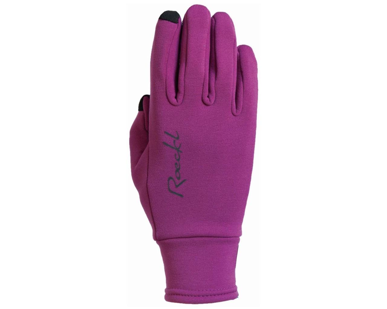 Roeckl Paulista Gloves longfinger | berry
