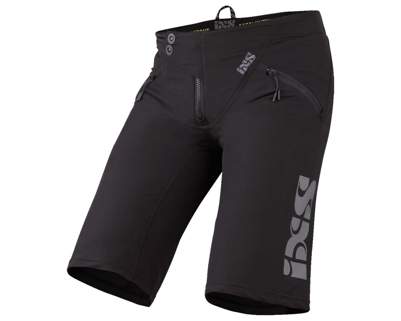 iXS Trigger Shorts | black-graphite