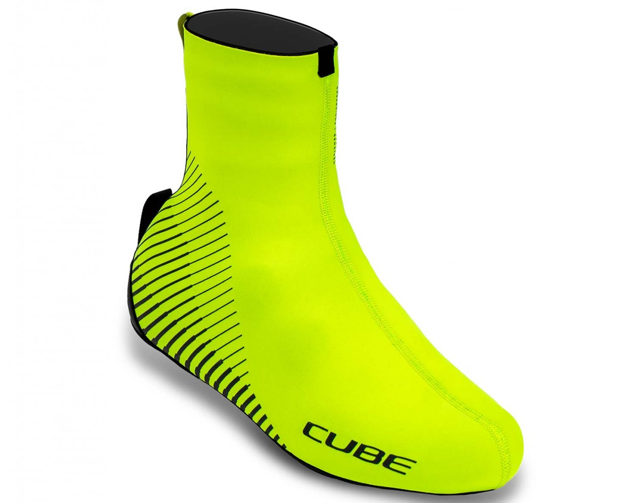 Cube Shoe Cover Neoprene Safety | yellow