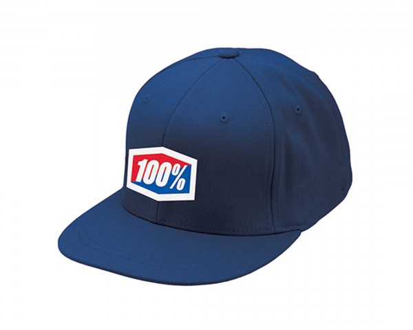 100% Offizieller J-Fit Flexfit Hat | blue