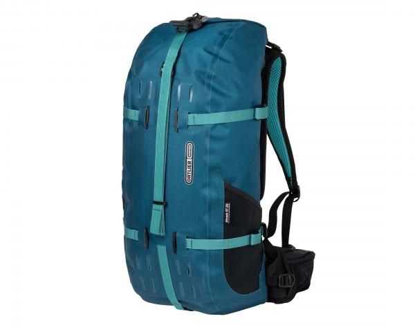 Ortlieb Atrack ST (Short Torso) 25 litres waterproof Backpack PVC free | petrol
