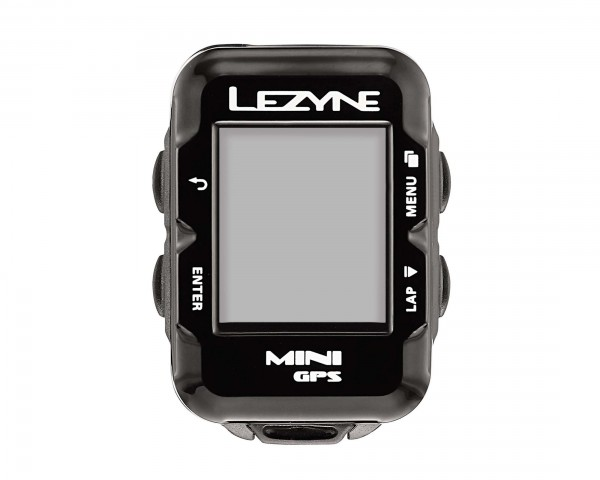 Lezyne Computer Mini GPS | black