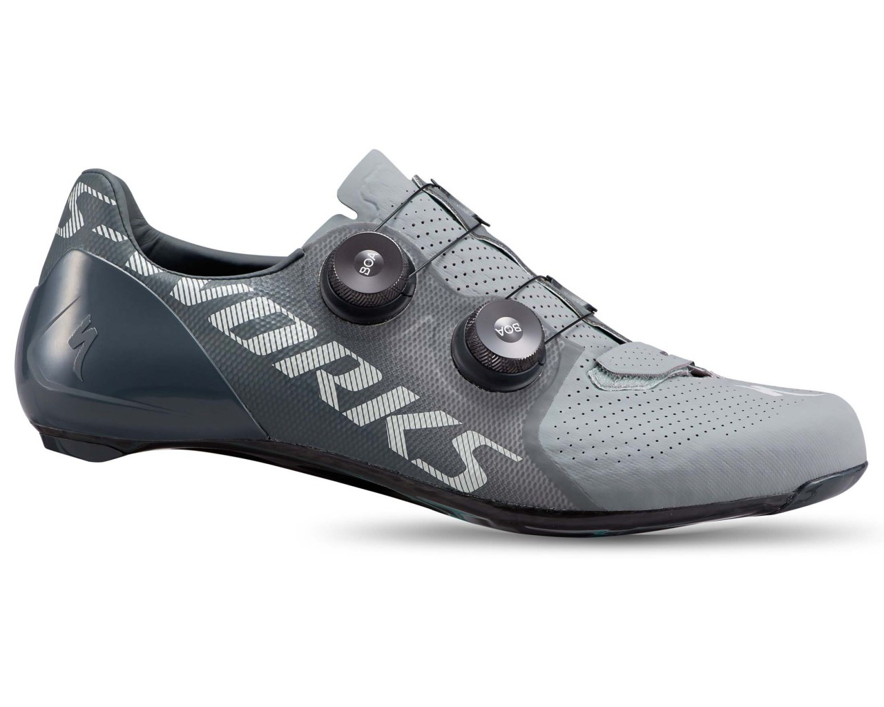 Specialized S-Works 7 Road Shoes | cool grey-slate