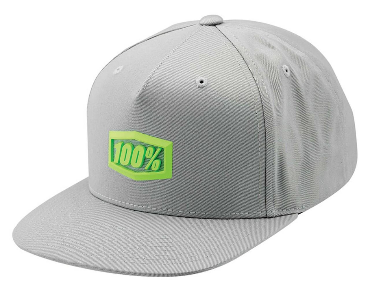 100% Enterprise 2019 Snapback Hat | Vapor