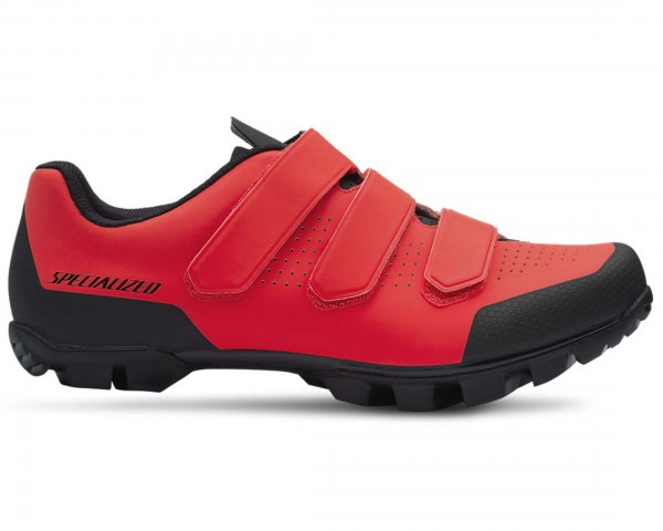Specialized Sport MTB shoes | rocket red