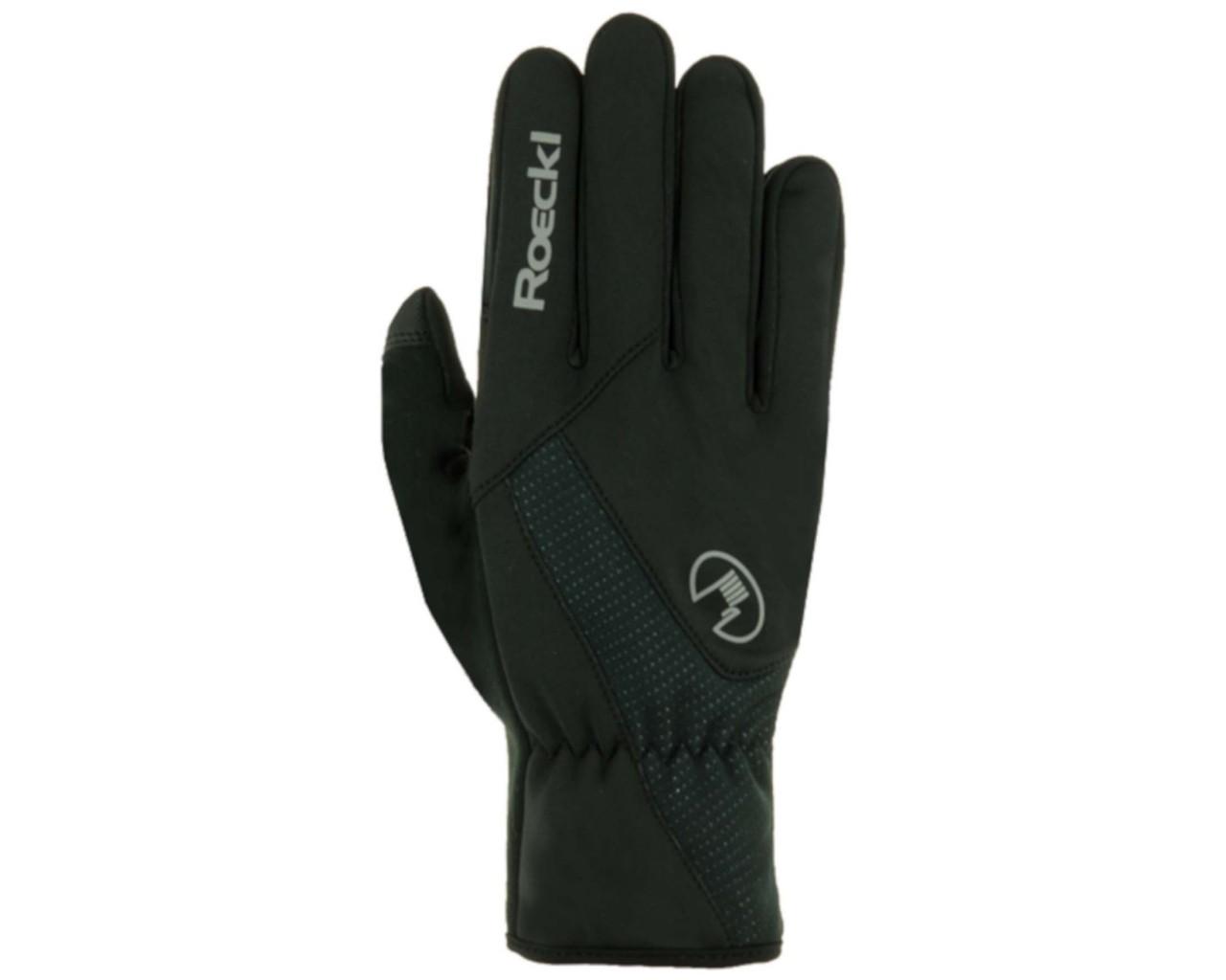 ROECKL Roth Handschuhe langfinger | black