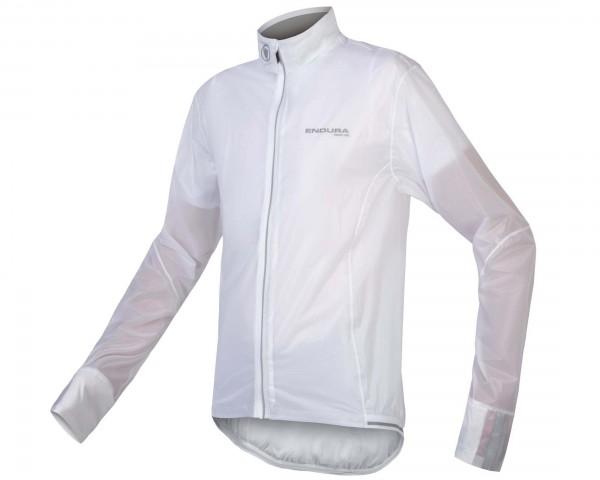 Endura FS260-Pro Adrenaline Race Cape II Regenjacke | white