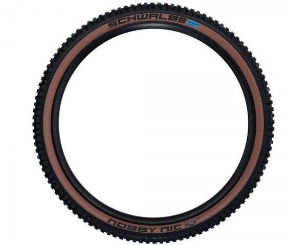 Schwalbe Nobby Nic MTB-Tire 29 x 2.35 inch ADDIX Performance Line foldable | black-bronze