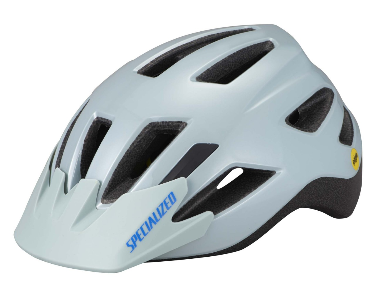 Specialized Shuffle Child LED SB Helmet MIPS (ANGI compatible) | gloss ice blue-cobalt