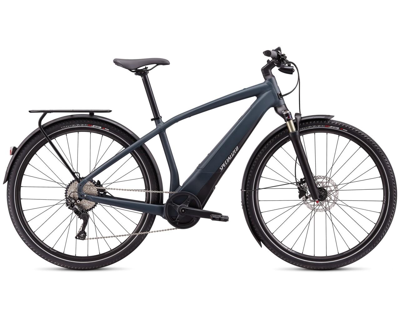 Specialized Vado 4.0 - Pedelec Trekking Bicycle 2020   carbon-black-liquid silver