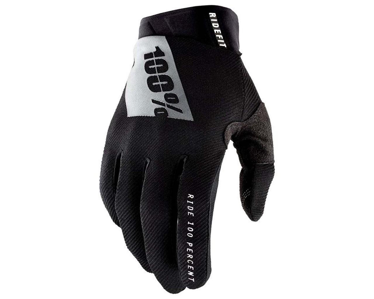 100% Ridefit Handschuhe (SP21) | black