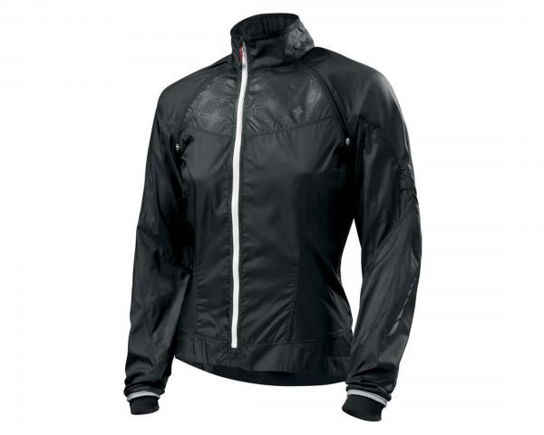 Specialized Women Deflect Hybrid Jacket | Black