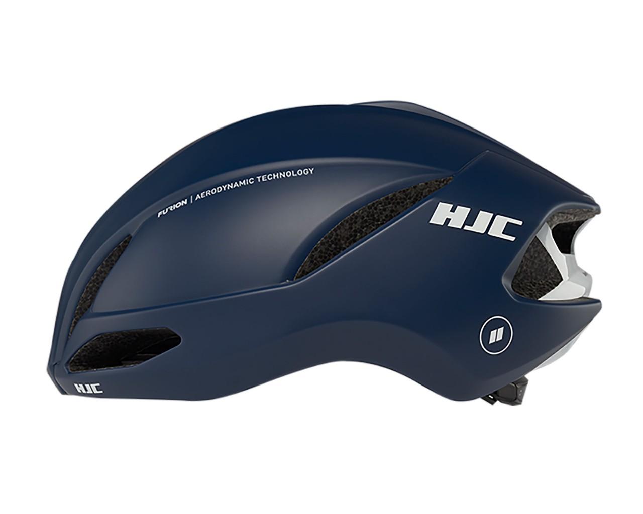 HJC Furion 2.0 Rennrad Helm | matt-gloss navy black