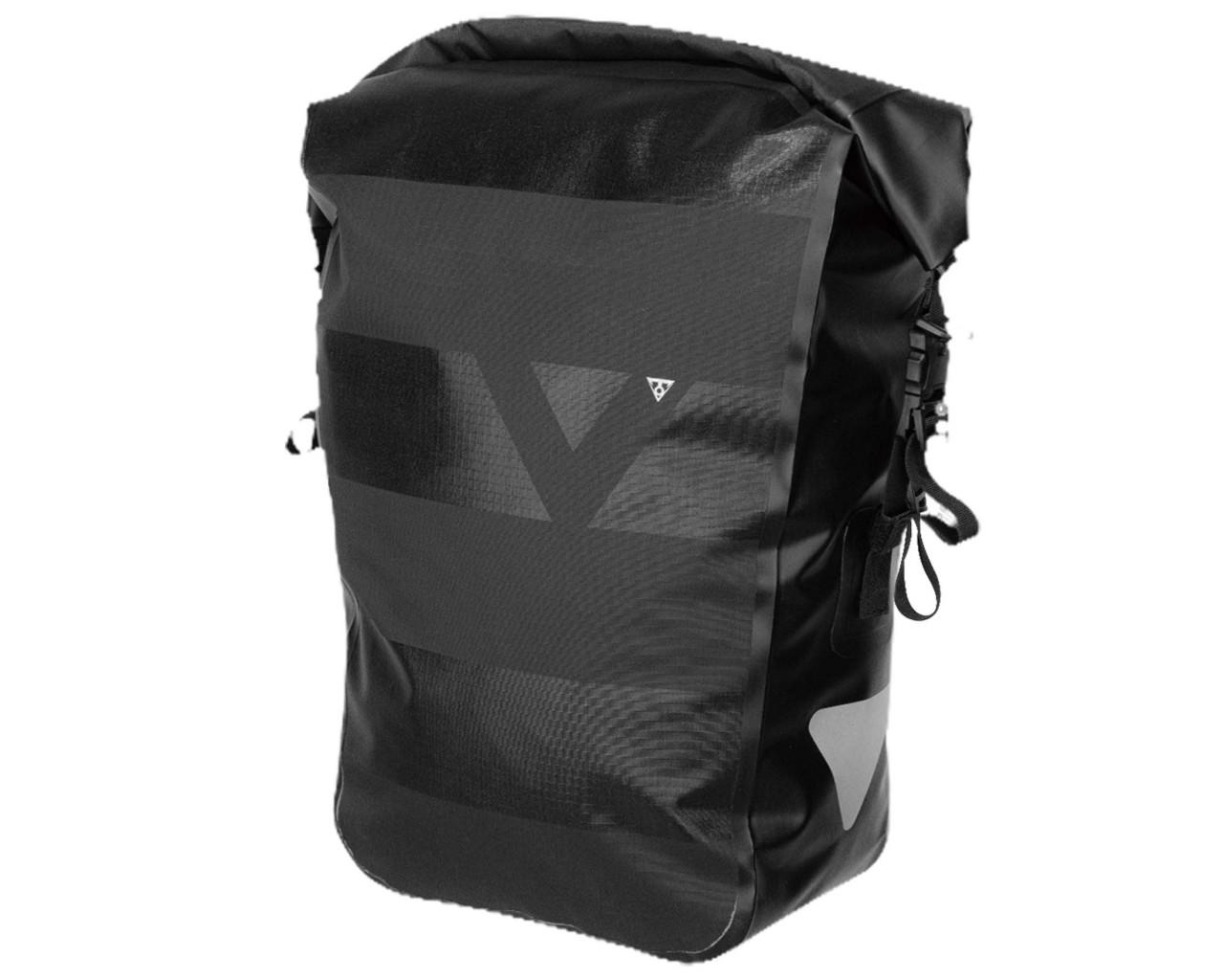 Topeak Pannier DryBag Gepäckträgertasche 20 Liter | black