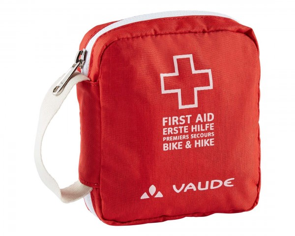 Vaude First Aid Kit S | mars red