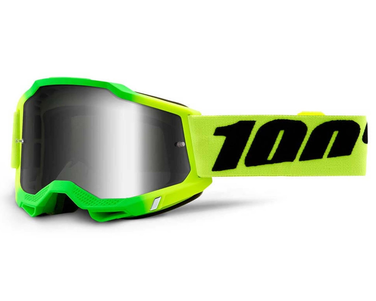 100% Accuri Generation 2 Goggle - anti fog mirror lens | Travis