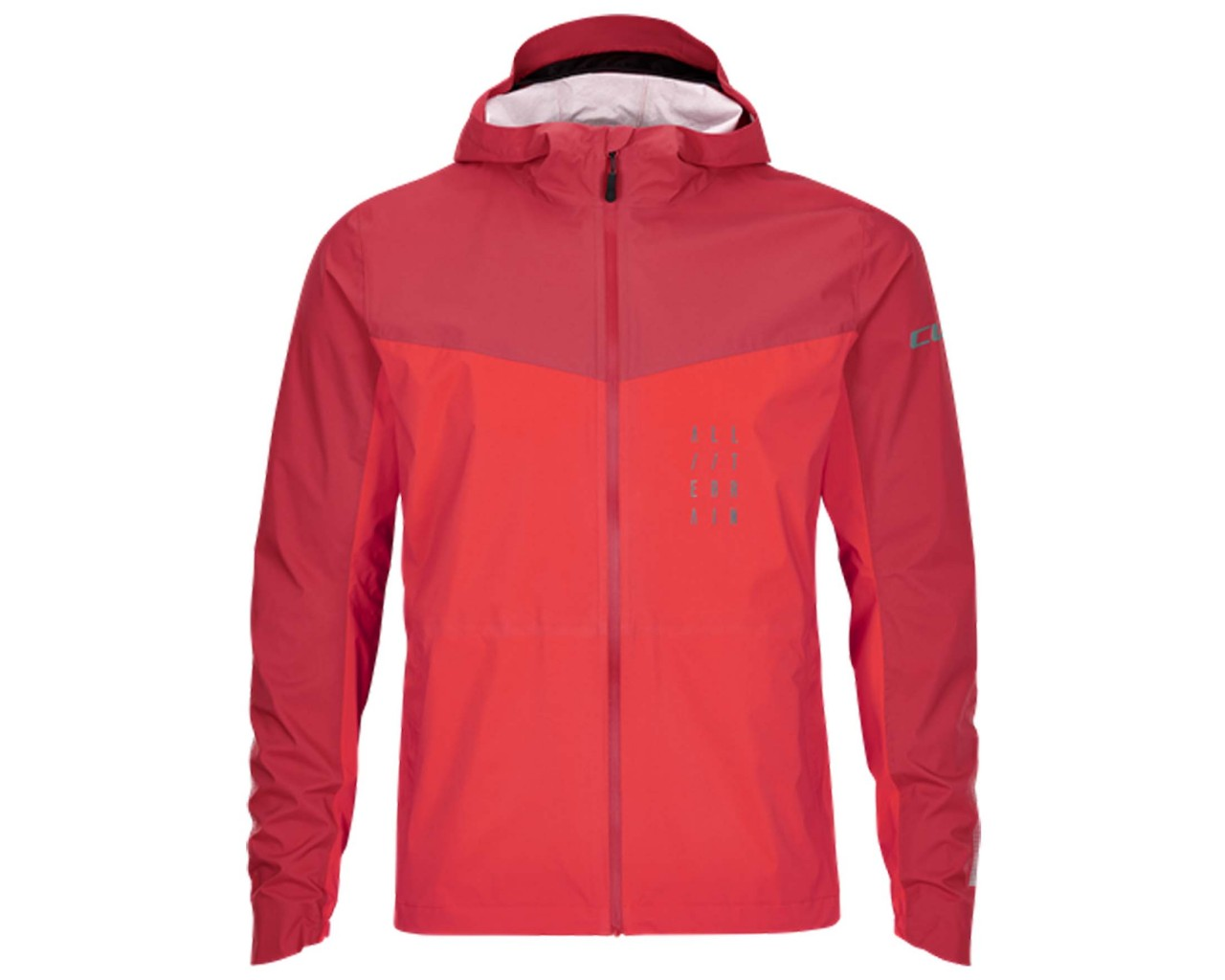 Cube ATX Storm Jacket X Actionteam | red