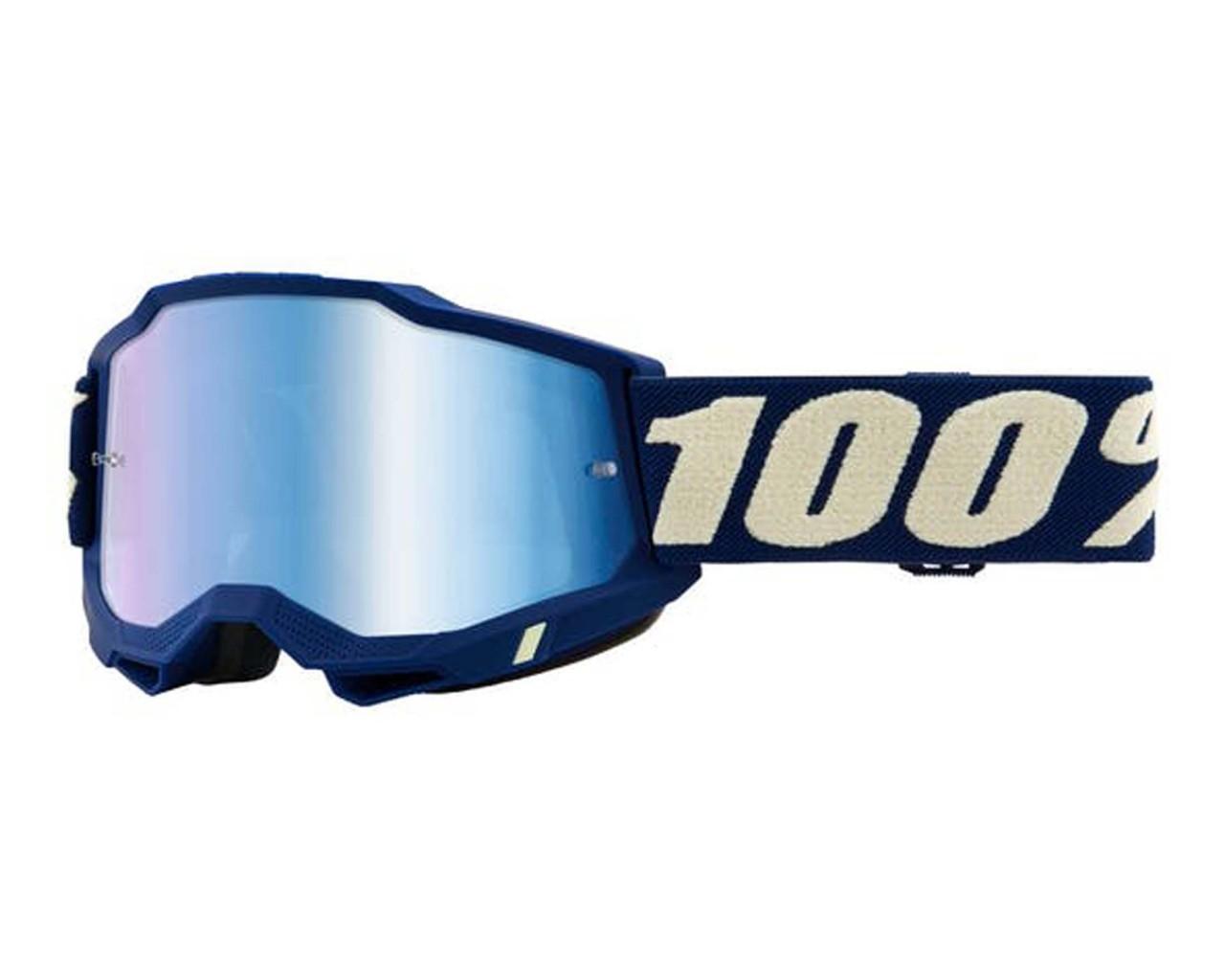 100% Accuri Generation 2 Brille - Antibeschlag und Spiegelglas | Deepmarine