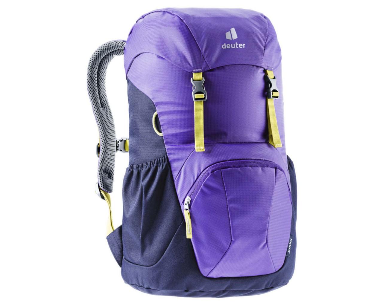 Deuter Junior Kinder-Rucksack PFC-frei | violet-navy