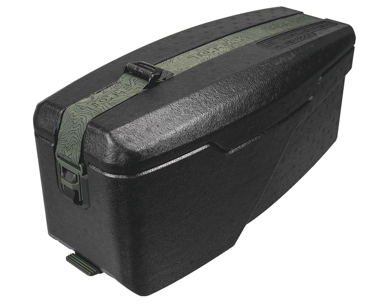 Topeak E-Xplorer TrunkBox - Gepäckträger Box   black