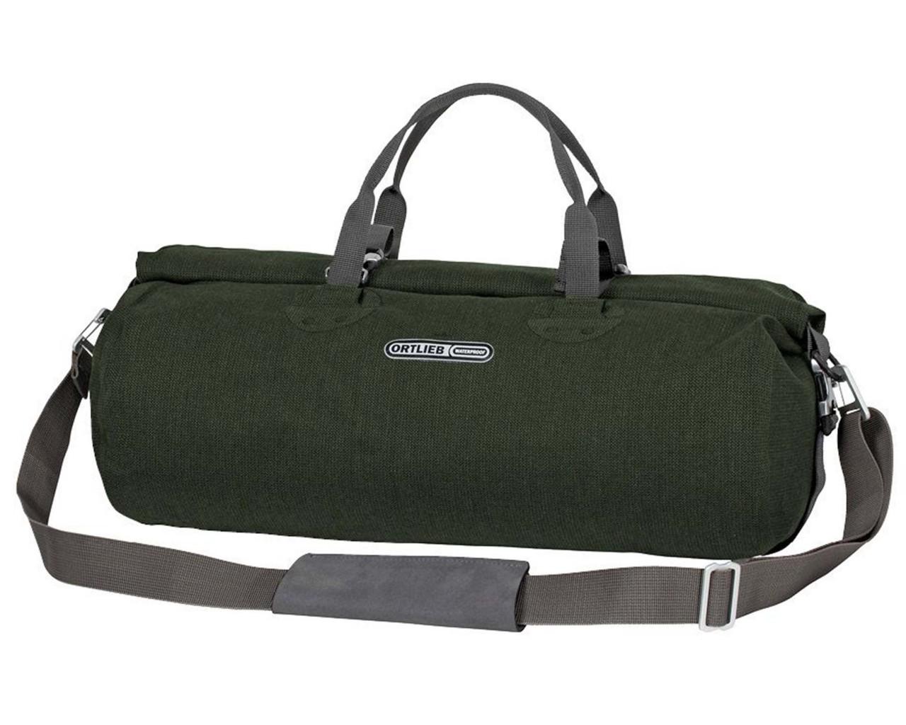 Ortlieb Rack-Pack Urban waterproof bag 24 litre PVC-free | pine