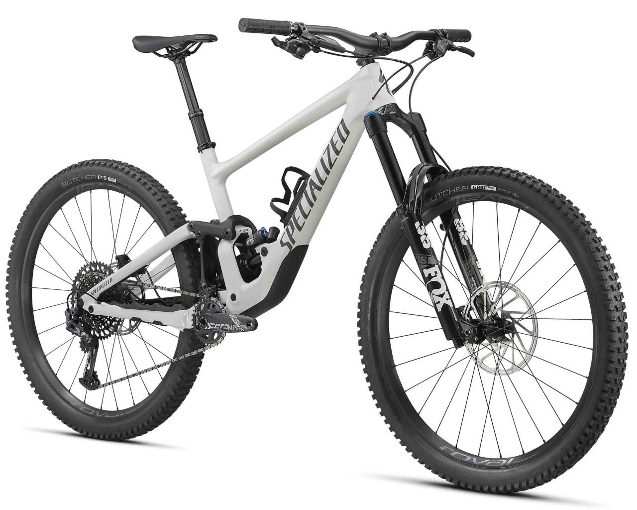Specialized Enduro Expert Carbon 29 - MTB Fully 2020 | gloss white-black-smoke