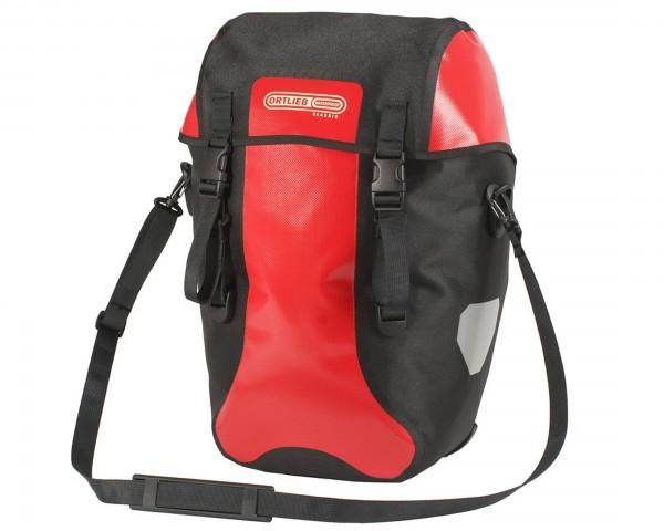 Ortlieb Bike-Packer Classic QL2.1 waterproof expedition bag (pair)   red-black