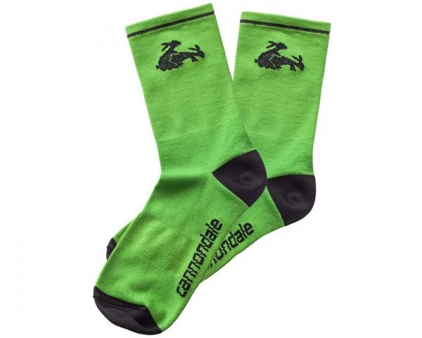 Cannondale Bunny High Socks | berzerker green