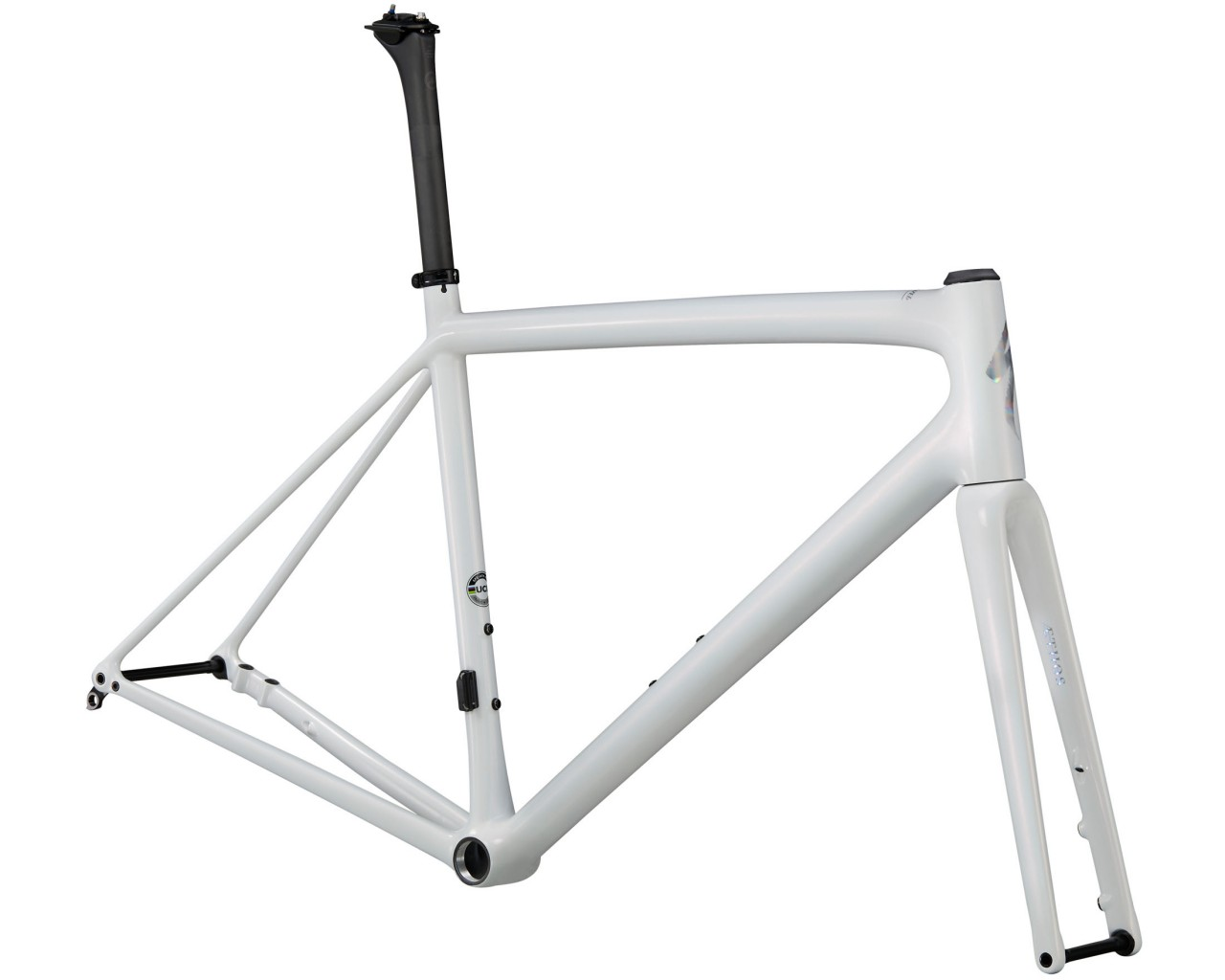 Specialized Aethos - Carbon Frameset 2021 | gloss abalone-satin holographic